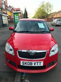 skoda fabia sport 1.9 very good condition one year mot and road tax no scratches and damages