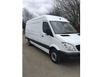 62 mercades sprinter 313 cdi 1 owner from new with cruise control an stop an start