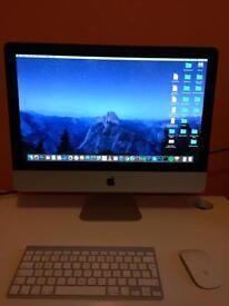 iMac 21.5 inch mid 2011