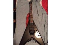ESP LTD V Electric Guitar