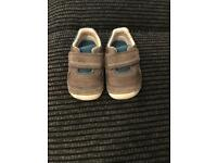 Toddlers Clark's Size 4G