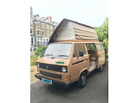 VW T25 - 1983 Devon Moonraker pop top 1.9 petrol
