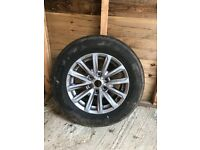 L200 wheel for sale  Cirencester, Gloucestershire