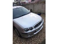 Rover 25 1.4 12 months mot