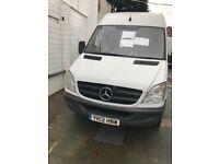 For Sale my Dear Van Mercedes sprinter LWB