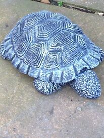 Lovely tortoise statue