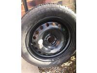 16 inch steel wheel