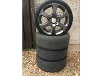 Honda Civic alloy wheels 18,s
