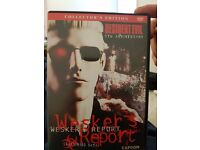 resident evil weskers report dvd rare