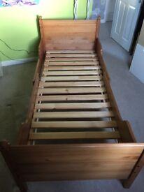 Ikea Levsik Children's Bed