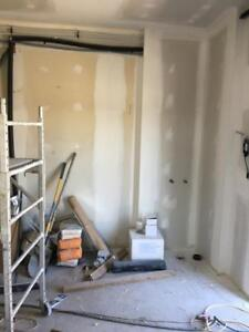 PLASTERING   &  Patch holes and cracks start from $50