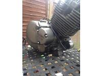 Suzuki drz 125 engine