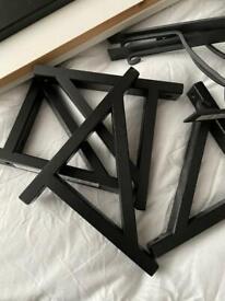IKEA shelving brackets