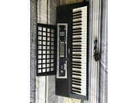 Yamaha YPT210 Portable Digital Keyboard