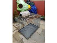 Dog cage xl