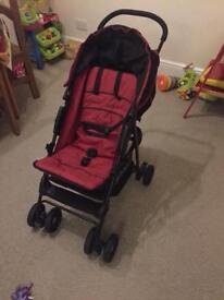 Baby / toddler buggy / pram