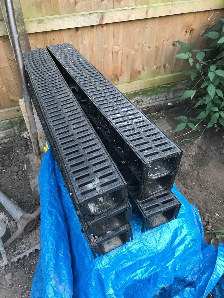 Aco drainsin Liverpool, Merseyside - Brand new never used just dusty paid £10 each Pick Aco drains . Posted by Sam in Building Materials, Guttering & Drainage in Liverpool. 23 June 2018