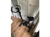 Friction Exercise bike