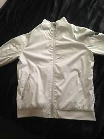 Jack jones white jacket