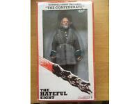 The hateful eight ( the confederate) figure