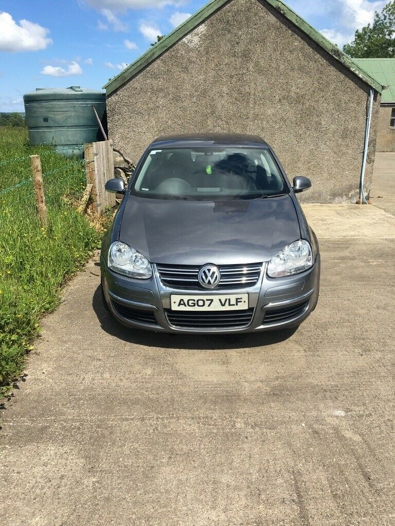 07 VW Jetta 1 9 TDI SE | in Portglenone, County Antrim | Gumtree