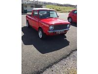 classic mini conversion pick up for sale
