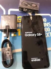Samsung S8 Plus unlock