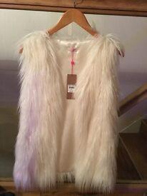 Girls new waistcoat Age13/13+
