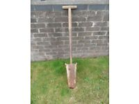 Peat Spade Unusual Item One Only To Clear.