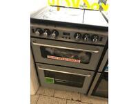 New world 60cm gas cooker new graded