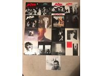 "All Japan 7"" singles from 1978 - 1983 (excluding their first single) see description for full list"
