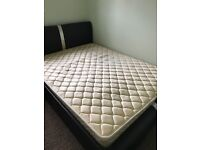 King size mattress 20£