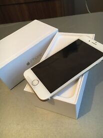 Brand New iPhone 6 64gb Gold