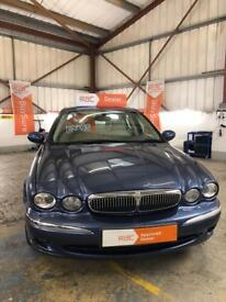 Jaguar x type 2.0 diesel 2005 only 80k 6 speed manual , Automasters used cars Penzance