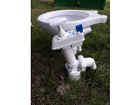 Sea toilet (manual) Matromarine 2K