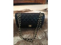 Chanel bag,genuine leather