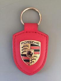 Porsche key ring - 2 available