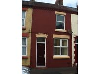 Lovely 2 Bed House in Teck Street by Liverpool Royal Hospital Ready Now £500 Pcm