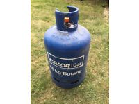 Calor Gas 15kg bottle (half-full)