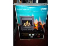Gas fire - coal effect 'Coast'