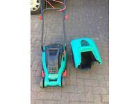 Bosch Rotak 34 Lawnmower 1400 Excellent condition
