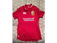 Official Lions 2017 rugby jersey