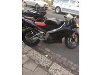 Aprilia rs full power 125
