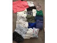 Bundle of women's clothes 12-14