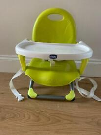Chicco High Chair/ Booster Seat