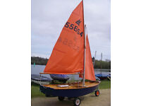 Mirror Dinghy boat for sale