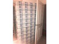 Single mattress virtually new