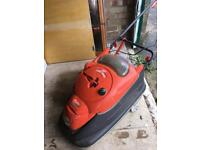 Flymo Easi-reel electric hover mower