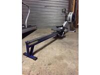 Concept 2 model D rowing machine with pm3 monitor