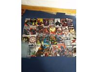 Marvel Comics /DC Comic